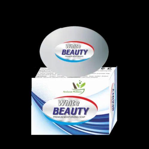 White Beauty Milk Soap