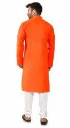 Formal Wear Plain Kurta Payjama Set