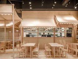 Coffee Shop Interior Designing Service