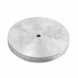 Zinc Gemstone Polishing Lap, 6 inch