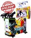 Gun Shooting Arcade Game Machine - 3In1 32