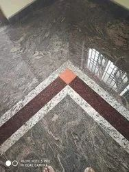 Granite Fitting With Out Border