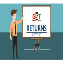 GSTR-10 (Final) GST Return Filling Service