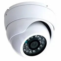 3 MP Indoor Dome CCTV Camera, Max. Camera Resolution: 1920 x 1080, Camera Range: 15 to 20 m