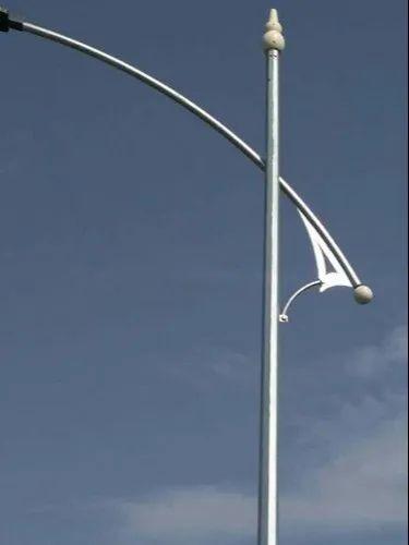 Sword Street Light Pole