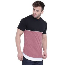 Hosiery Plain Mens Half Sleeve T Shirt