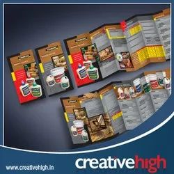 Customisable Brochure Designing Services
