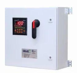 25 Kvar Power Factor Controller Panel