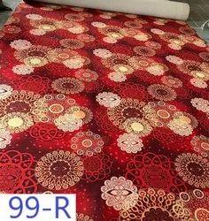 NON WOVEN PRINTED CARPET DESIGN NO - 99