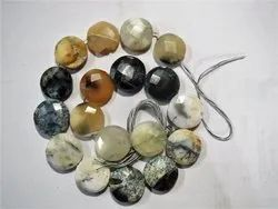 Faceted Gemstone Beads