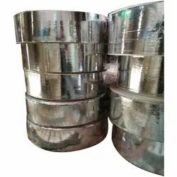 Silver Paper Plate Raw Material, Packaging Type: Roll