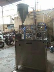 Automatic Shrikhand Filling Machine