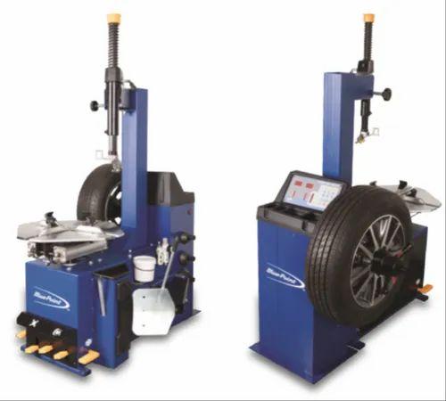 Blue Point - Wheel Balancer - Tyre Changer Combo