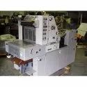 Hamada RS 34 Mini Offset Printing Machine