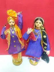 Handmade Couple Dolls