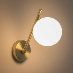 Craft Looks Cool White CRFT-WL-0008 Wall Lamp, For Home