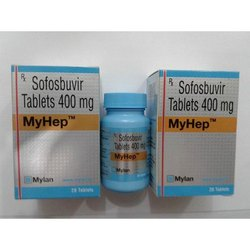400 mg MyHep Sofosbuvir Tablets