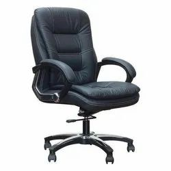 Leather Fabric Office Chair