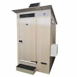 6 Feet Modular Mobile Toilet