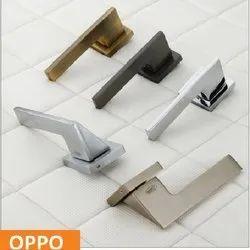 Oppo Brass Mortise Handle