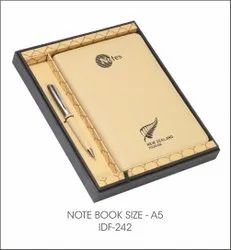 Note Book & Pen Gift Set