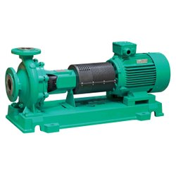 WILO end suction centrifugal pumps