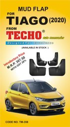 TECHO BLACK TIAGO (2020), Model Name/Number: TM-358