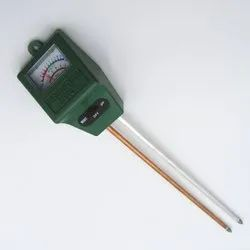 2 In 1 Mini Soil Ph Meter Fertility Tester Analyzer With Three Probes For Gardening Farming Lawn