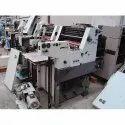 Mild Steel Adast Dominant 514 Offset Printing Machine