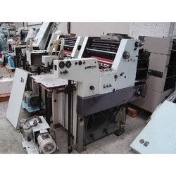 Adast Dominant 514 Offset Printing Machine