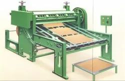 Semi Paper Sheet Cutting Machine