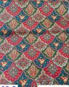 NON WOVEN PRINTED CARPET DESIGN NO - 35 RED