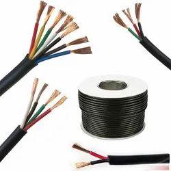 7 Core Multi Core Copper Flexible  Control Cables