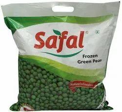 A Grade Green SAFAL PEAS 1KG, Gunny Bag, 20 Kg