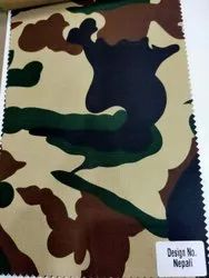 Rang Nahi Jayega Fabric for Army Uniform