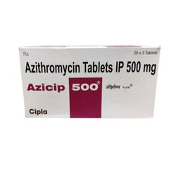 Azicip 500mg Tablets