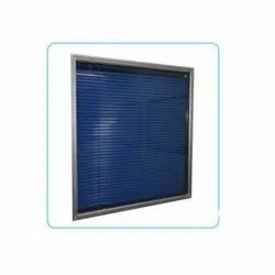 Motorised Sandwich Glass Blind
