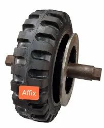Solid Tyre for trommel drive