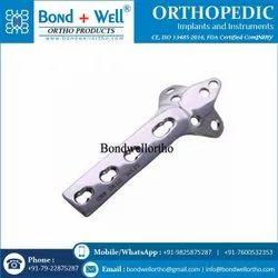 Orthopedic Implants Locking Cloverleaf Plate