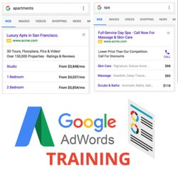 Google Adwords Training Service