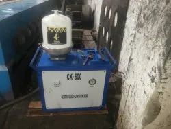 Carbide Grinding Oil Filtration