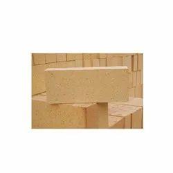 Rectangular Buff Yellow Acid Proof Brick, For Floor, Size: 230x115x38 mm