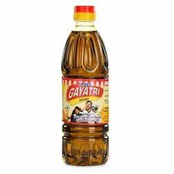 500 ML Shree Gayatri Kachchi Ghani Mustard Oil