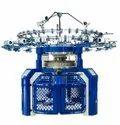 Interlock Circular Knitting Machine
