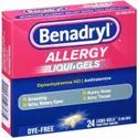 Allergy Liqui Gels