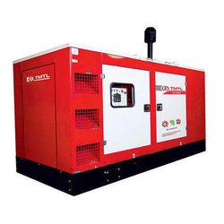 100 kVA Eicher Diesel Generator