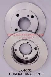 Brake Disc For I-10/Accent