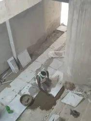 Hardwood Flooring Residential Building TILES WORK, For Indoor, Area: Lucknow