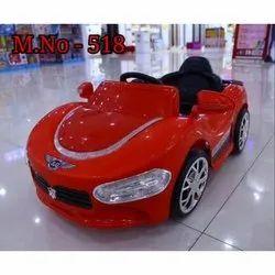 1 Kids Plastic Red Car