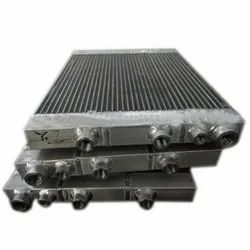 Shell and Tube Heat Exchangers,Screw Compressor Oil Cooler, Screw Compressor Aftercooler